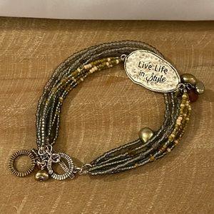 SILPADA 🌟LIVE LIFE IN STYLE🌟 B2254 Bracelet